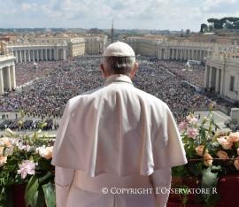 Papież Franciszek naucza 9.07.