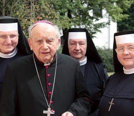 60 lat kapłaństwa Biskupa Orszulika