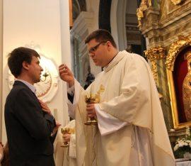 Msza Święta prymicyjna ks. Rafała