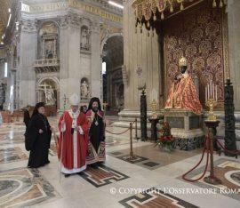 Franciszek głosi Ewangelię w Watykanie