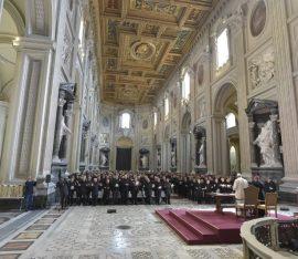 Papież Franciszek o modlitwie