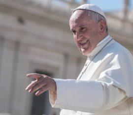 Papież Franciszek naucza … 25.06.2018