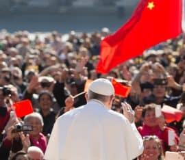 Kościół w Chinach a Watykan