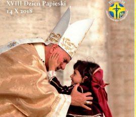 14 X 2018. XVIII Dzień Papieski