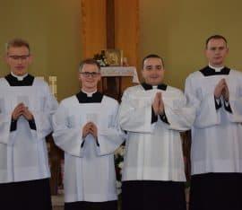 Powołania do kapłaństwa 2018