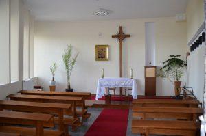 Kaplica za ołtarzem