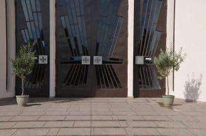 Odnowione wejście główne